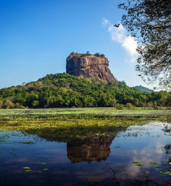 Frames of Sri Lanka