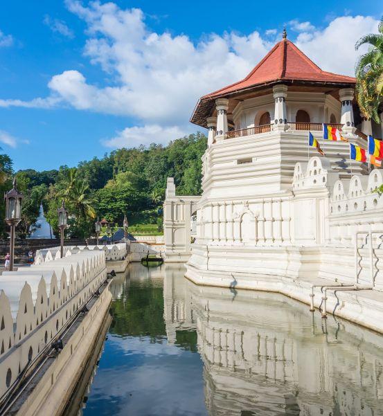Sri Lankan Mid - Year Escape